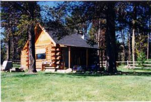 Cabin at Aspen Ridge Ranch